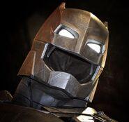 Armoredbatsuit cowl