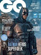 GQ Batman cover
