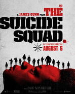 The Suicide Squad Screening Poster