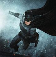Flight of The Bat