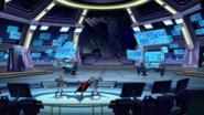 Red Robin & Batman in the Batcave BMUAI