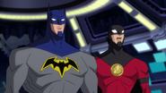 Red Robin & Batman BMUAI 7