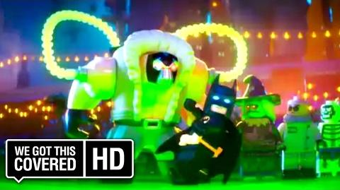 "The LEGO Batman Movie ""I Love My Life"" TV Spot HD Zach Galifianakis, Will Arnett"