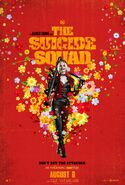 The Suicide Squad New Character Posters 08