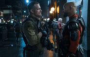 Suicide squad joel kinnaman will smith