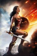 Themyscira Princess Diana
