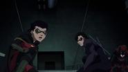Batwoman Robin Nightwing BMBB 3
