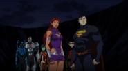 Teen Titans & Superman JLvsTT