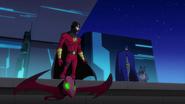 Red Robin & Batman BMUAI 8