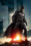 Batman Justice League-characterposter