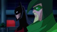 Green Arrow & Batman BMUAI 1