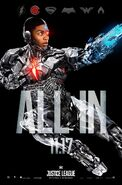 Justice League All In Poster 03