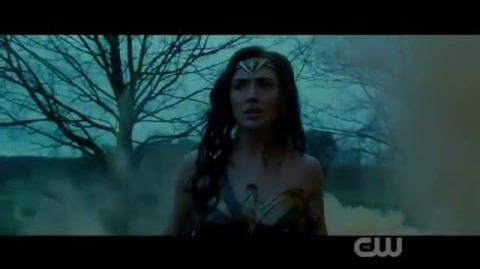 WONDER WOMAN part from the Featurette Dawn of Justice League