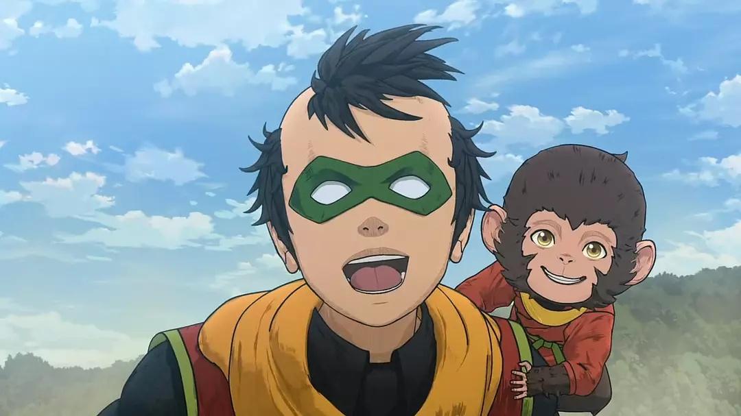 Damian Wayne Batman Ninja Dc Movies Wiki Fandom