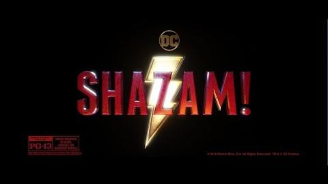 SHAZAM Sneak Peek on Aquaman