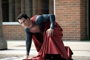 Man of Seel - Superman 01