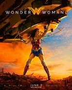 Wonder Woman RealD poster