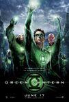 Green Lantern poster 03