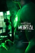 JL Mortal Green Lantern Poster