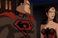 SRS Superman and Wonder Woman