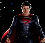 Superman MoS promo