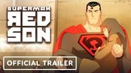 Superman Red Son - Exclusive Official Trailer (2020)