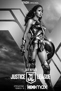 Wonder Woman - JL Snyder Cut Poster