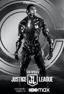 Cyborg - JL Snyder Cut Poster