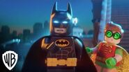 The LEGO Batman Movie Batman's Lessons for Robin Warner Bros