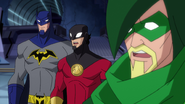 Green Arrow Red Robin Batman BMUAI