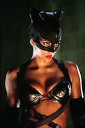 Catwoman halle