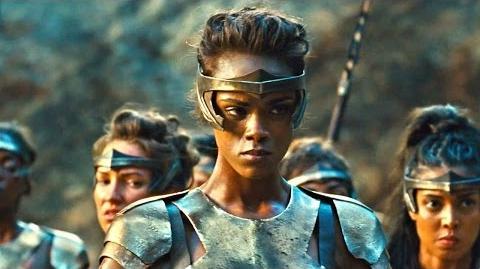 "NEW Wonder Woman Movie Clip ""I Am a Spy! 2017 Porfirios guarding this channel"