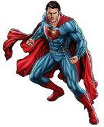 Superman promotional-art