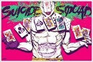 Suicide Squad - Mondo Poster - August 4 2016