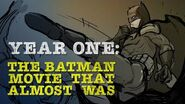 Batman Year One - The R-Rated Reboot That Almost Was (ft