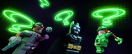 Batman Forever 1995 Flashback (LEGO Batman Movie)
