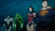 JusticeLeagueThroneofAtlantis Superman Collar Missing