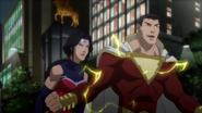 Shazam and Wonder Woman JLW 01