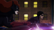 Batwoman & Nightwing BMBB