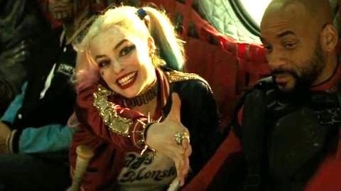 SUICIDE SQUAD Movie Clip - Meeting Katana (2016) Margot Robbie DC Superhero Movie HD