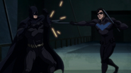 Nightwing vs Batman BMBB 2