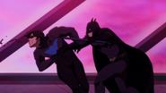 Nightwing vs Batman BMBB 5