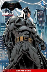 Batman V Superman Dawn Of Justice-Batman prequel