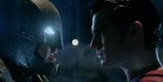 BvS Batman and Superman