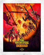 The Suicide Squad Fandome Poster