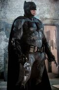 Batman-weaponized battle