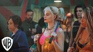 Harley Quinn Birds of Prey Birds of a Feather Featurette Warner Bros