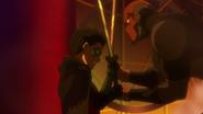 Robin VS Deathstroke SOB