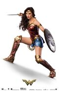 Wonder Woman Alternative Theatrical poster