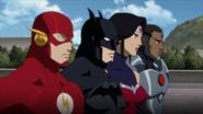 Justice League JLvsTT 3